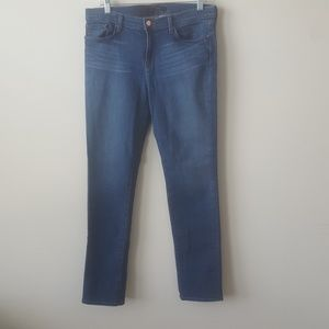 J brand Pacifica skinny blue  jeans size 32